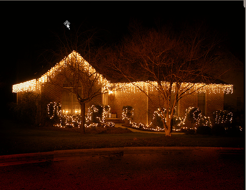 raleigh christmas light company