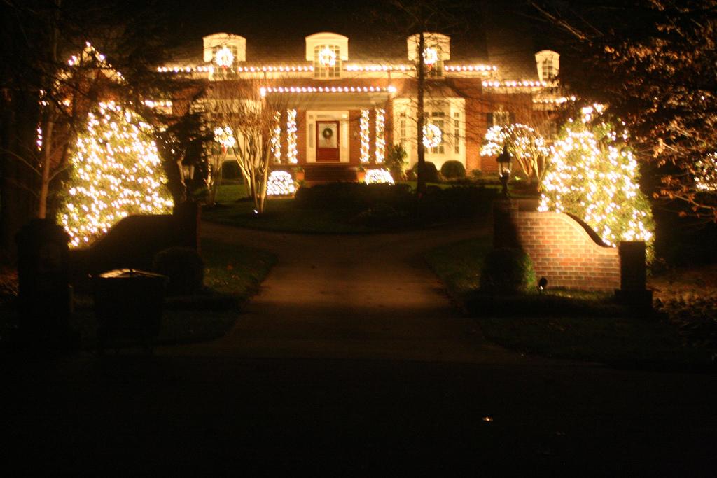 Christmas Holiday Decoration And Lighting Company Hillsborough
