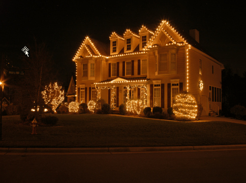 Apex Christmas Lighing Company